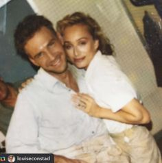 Ralph and Kristin behind the scenes of The English Patient. Taken by their makeup artist. Royal National Theatre, Idda Van Munster, The English Patient, Kristin Scott Thomas, Romance Film, Ralph Fiennes, Film Inspiration, Chick Flicks, Ballet