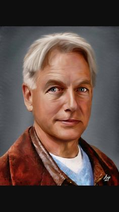 Gibbs. A great painting of Gibbs