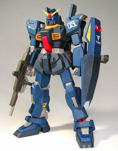 【JUNE】 RX-178 Gundam Mk II(Titans)