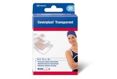 Coverplast® Transparente BSN medical, lo encontrarás en www.disalud.com