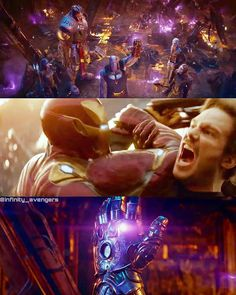 WTF is happening!!! My only explain for Star-Lord and Stark that Thanos killed one of the guardians that made Peter so mad and Stark holding him Follow us: @avengers_s Thank you so much ! #avengerscivilwar #avengersvsxmen #avengersinfinitywars #avengersmemes #theavengers #avengerscosplay #avengers3 #avengers4 #avengers #avengersinfinitywar