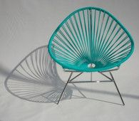 Chair in my fave color...  --anuska - Svpply