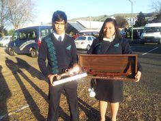 Anei ahau i taku taenga tuatahi mai i ngaa whakataetae aa-rohe Manu Koorero o Kahungunu i te tau 2013.