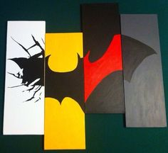 Iconos Batman