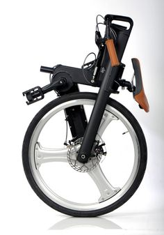 Folding bicycle, neat fold, convenient to handle
