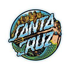 Skateboard Logo, Skateboard Design, Santa Cruz Stickers, Santa Cruz Logo, Hand Sticker, Cactus Stickers, Skate And Destroy, Skate Art, Hand Logo
