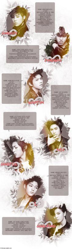 Memorize Infinite~