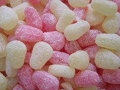 a quarter of Pear Drops please...