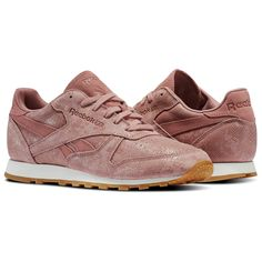57a981306d5 Reebok - Classic Leather Clean Exotics on We Heart It