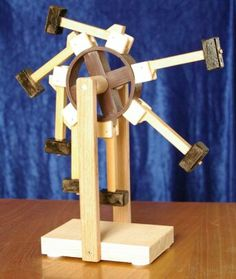 The Basement Mechanic's Guide to Building Perpetual Motion Machines.
