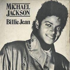 "Michael Jackson- ""Billie Jean"""
