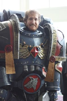 Space Wolves Cosplay