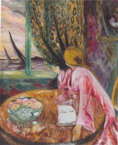 The Artist's Daughter - Aksel Waldemar Johannessen