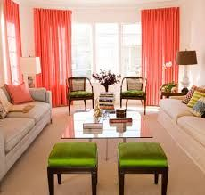 Salmon Pink Curtains C Living Rooms Room Bedroom Colors