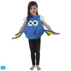 Disfraz de Dory en Buscando a Dory infantil