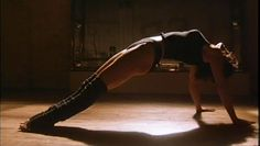Got to love- Flashdance!  'What a feeling & I'm a maniac,' forever imprinted as dance anthems