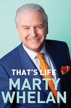 A lively and entertaining memoir from one of Ireland's best-loved personalities, #MartyWhelan. #Memoir #NewBooks2015 #IrishBooks