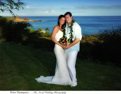 Peter Thompson | Photographer   Lanai, Hawaii   www.photohawaii.com #MauiWedding #HawaiianWedding #WeddingCouple #destinationwedding #destinationphotographer