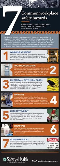 Infographic to Raise Awareness during Electrical Safety ...