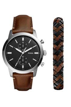 baa397711c1e Michael Kors Men s MK8536 Gage Chronograph Dial Chocolate Watch ...