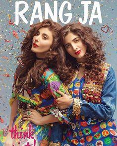 Urwa and Mawra Hocane Pakistani Fashion Casual, Pakistani Models, Pakistani Actress, Pakistani Outfits, Indian Fashion, Lovely Girl Image, Cute Girl Pic, Stylish Girls Photos, Stylish Girl Pic