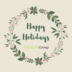 Happy Holidays from Intermark Group!
