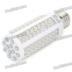 Material:: PVC; Emitter Type:: LED; Total Emitters:: 120; Power:: 7.5W; Color BIN:: White; Voltage:: 220~240V; Luminous Flux:: 720~840LM; Color Temperature:: 6000~6500K; Connector Type:: E27; http://j.mp/1objdHM