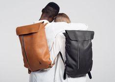 The Simple Backpack by Jakob Lukosch Boast Basic Seams #backpacks #backtoschool trendhunter.com