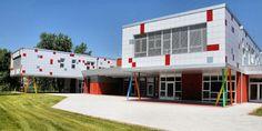 Nuova Scuola Elementare Quinto Vicentino - Vicenza - Italy