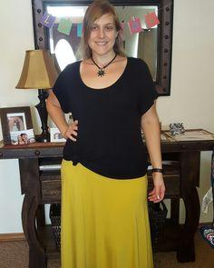 LuLaRoe Irma and Maxi Skirt!