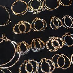Colorful Fancy Drop Earrings- ruby turquoise amethyst green orange/ bright dangle earrings/ easter earrings/ easter gifts/ gifts for her - Fine Jewelry Ideas Diamond Hoop Earrings, Diamond Studs, Dangle Earrings, Jewellery Earrings, Silver Earrings, Gold Jewelry, Jewelry Box, Jewelry Accessories, Fine Jewelry