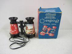 Expo67 Binoculars - 1967