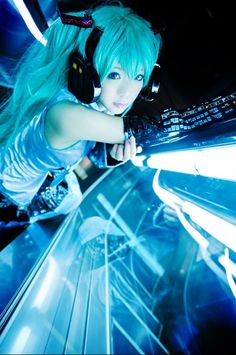 Vocaloid Cosplay: Hatsune Miku