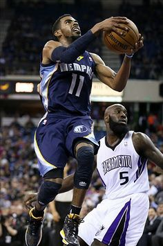 Memphis Grizzlies  Mike Conley