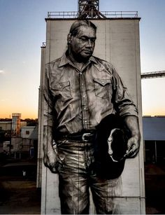 by Guido van Helten in Fort Smith, Arkansas, 9/16 (LP)