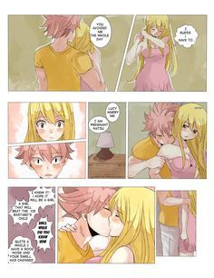 Nalu family has begun Fairy Tail Lucy, Fairy Tail Kids, Fairy Tail Meme, Fairy Tale Anime, Fairy Tail Quotes, Fairy Tail Comics, Fairy Tail Family, Fairy Tail Natsu And Lucy, Fairy Tail Art