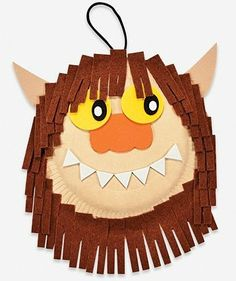 wild things story and craft idea 24 Paper Plate Monsters Craft Kit - Oriental Trading Craft Activities For Kids, Preschool Crafts, Crafts For Kids, Arts And Crafts, Nursery Activities, Classroom Crafts, Classroom Ideas, Monster Party, Paper Plate Crafts