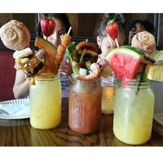 """Fuck Brunch"" Drinks from Anvil Pub in the Deep Ellum area of Dallas #dallas #foodie #brunch"