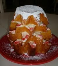 Pandoro: The Traditional Christmas Bread from Verona Italian Christmas Desserts, Christmas Bread, Italian Desserts, Italian Recipes, Most Popular Desserts, Recipes With Whipping Cream, Cherry Candy, Dessert Sauces, Cupcake Cakes