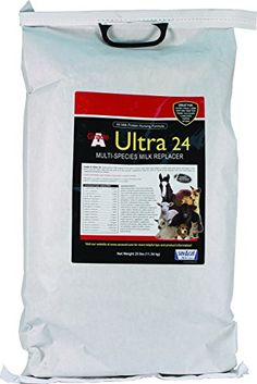 Dog Milk Replacers - Grade A Ultra 24 SavACaf 25 lb >>> For more information, visit image link. (This is an Amazon affiliate link)