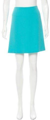 Diane von Furstenberg Alina Chiffon Skirt