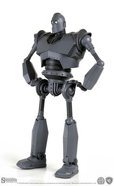 The Iron Giant Iron Giant Deluxe Collectible Figure by Mondo   Sideshow Collectibles