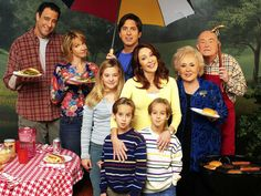 Everybody Loves Raymond - another show I can watch everyday! I never liked Seinfeld, this is my kind of humor.