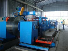 #Nirmal_Overseas is offering the best slitting machine with the effective quality of work. We are well-known firm for #manufacturing advance slitting line machine by experienced and expert engineers. We are working in the manufacturing field for more than 3 decades, so we have so many satisfied clients.