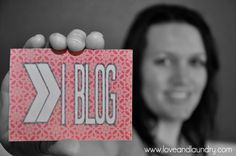 What I'VE learned from blogging! - It's MY turn!!