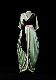 Gods and Foolish Grandeur: Gowns from the Alexandre Vassiliev Foundation, circa 1910-15