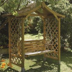 Dartmouth Swing Seat - Gazebo Direct