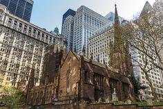 Trinnity Church em Nova York.