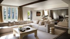 PRIVATE RESIDENCE, Yorkshire - Fiona Barratt Interiors
