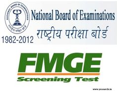 Looking for FMGE 2017 Notification? Visit Yosearch for FMGE Screening Test December 2017 eligibility, application process, exam dates, exam centres, etc.